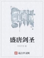 小说《盛唐剑圣》