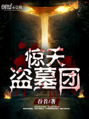 小说《惊天盗墓团》